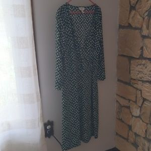 Ann Taylor Loft Faux Wrap Dress